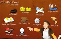 Juego interactivo sobre el navegante Cristóbal Colón