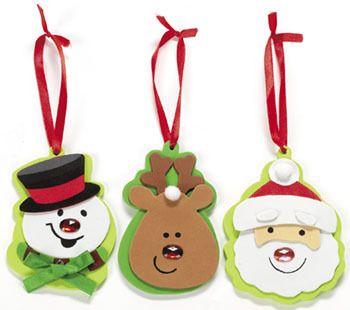 Adornos para el rbol de navidad christmas ornaments for Como hacer adornos navidenos faciles