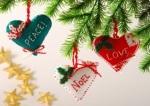 Adornos-para-navidad_-corazoncitos-de-fieltro01