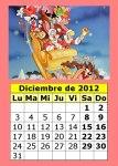 calendario-diciembre-2012-dibujos-animados