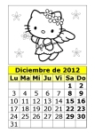 calendario-diciembre-2012-para-colorear-Hello-Kitty