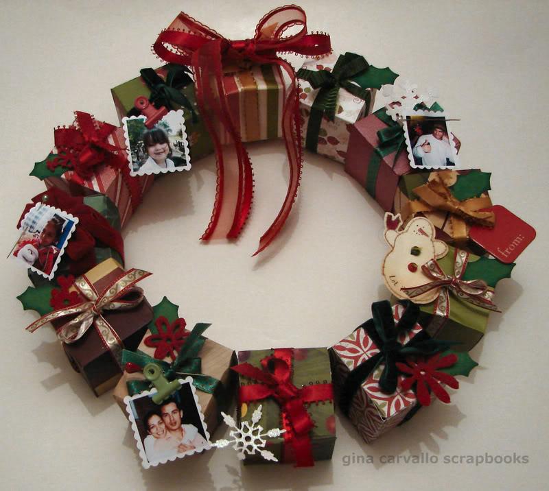 Coronas de navidad para las puertas laclasedeptdemontse for Como hacer una corona de navidad para la puerta