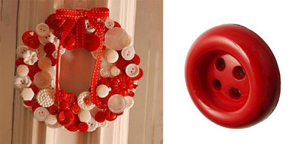 Coronas de navidad para las puertas laclasedeptdemontse for Decoracion de navidad casera