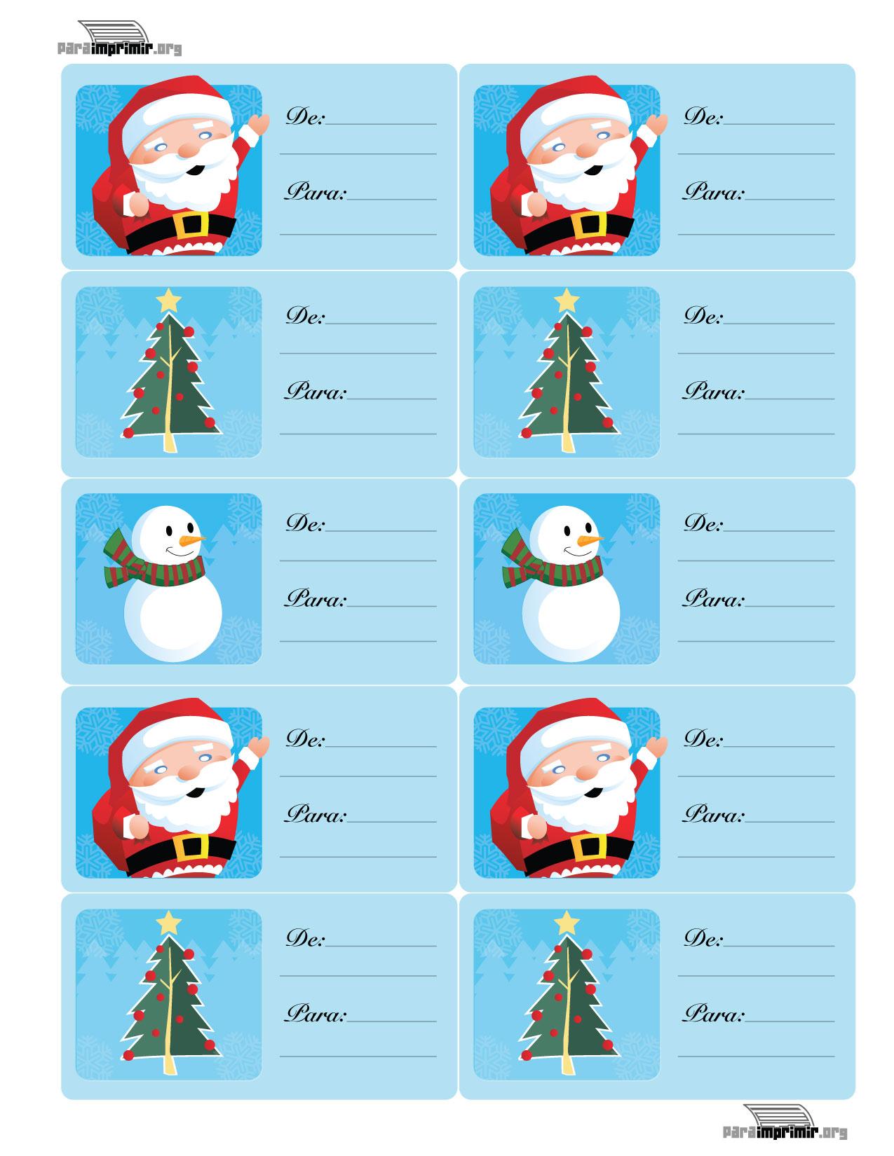 Etiquetas de navidad para imprimir laclasedeptdemontse - Imagenes de navidad para imprimir gratis ...