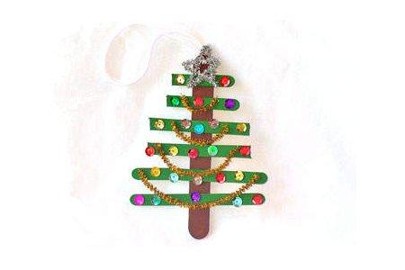 Hacer rboles de navidad make a christmast tree - Manualidades de navidad para ninos de preescolar ...