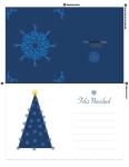 Tarjeta-de-navidad-de-arbolito-azul