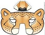 masque_guepard
