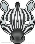 masque_zebre