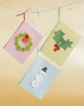 Tarjetas-para-felicitar-la-Navidad-hechas-en-casa