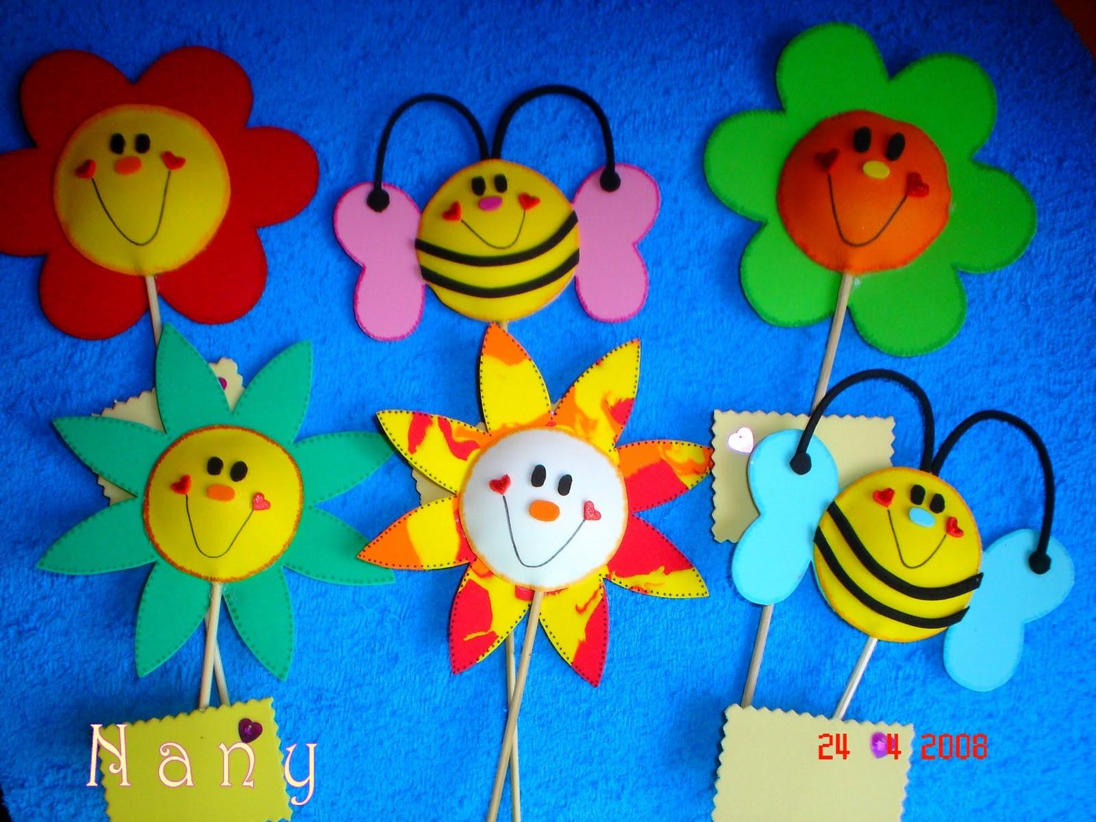 Flores 2 laclasedeptdemontse for Actividades para el jardin de infantes