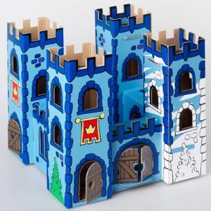 Manualidades con carton castillo laclasedeptdemontse - Manualidades castillo medieval ...