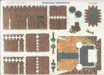 Recortables-3D-castillos-medieval-con-jardín