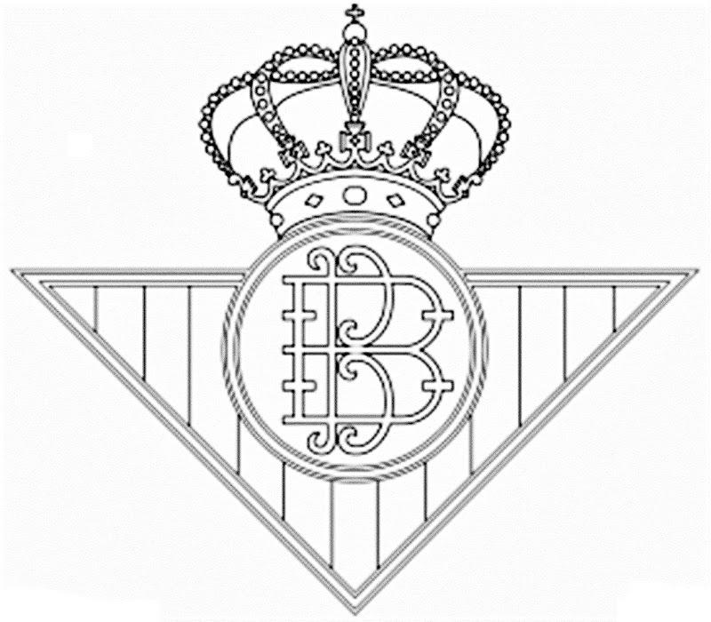 Escudo Del Real Betis Balom Laclasedeptdemontse