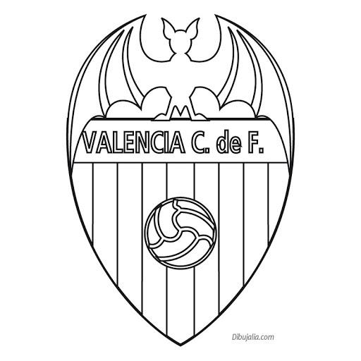 Escudos De Fútbol Para Colorear Laclasedeptdemontse