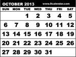 October-Calendar-2013-Printable