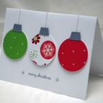 3-ornaments-homemade-christmas-card