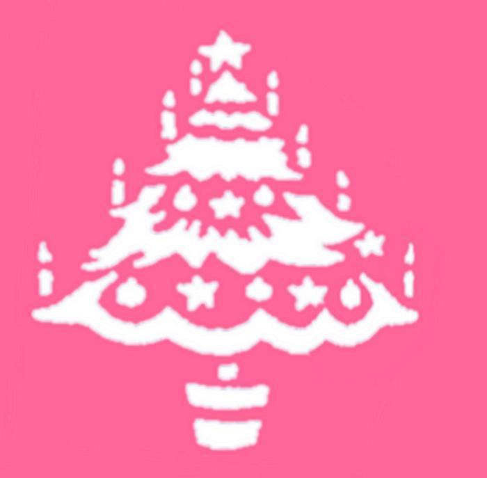 Estarcidos navideños – Christmas stencil | laclasedeptdemontse