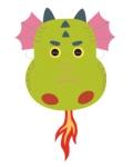 dragon-mask-green