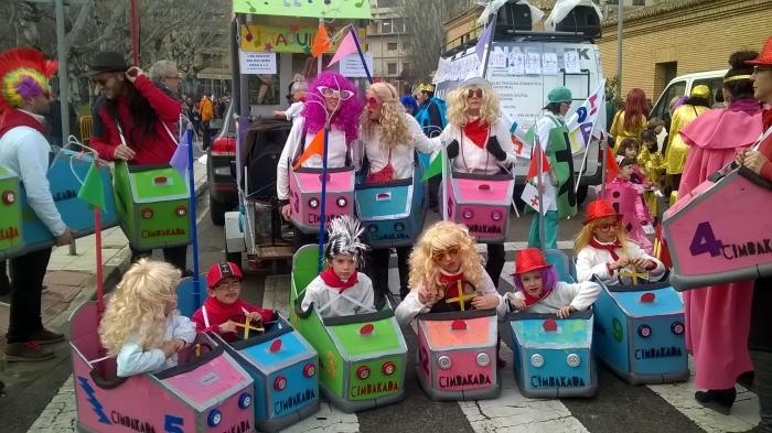 Autos de choque mejor disfraz colectivo 081250 - Disfraces carnaval original ...
