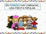 carnaval poesía