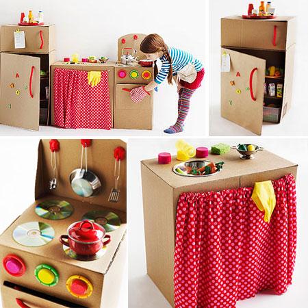 Hacemos juguetes con material de reciclaje - Manualidades de reciclaje faciles paso a paso ...
