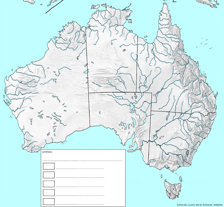 Mapas de Oceana para imprimir  laclasedeptdemontse