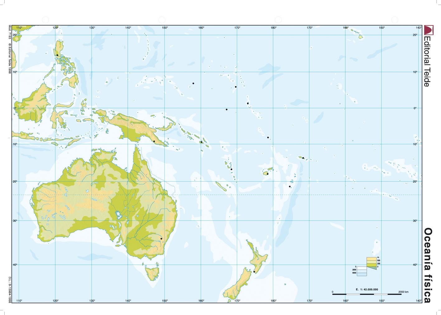 Mapa Mudo De Oceania Para Imprimir.Mapas De Oceania Para Imprimir Laclasedeptdemontse