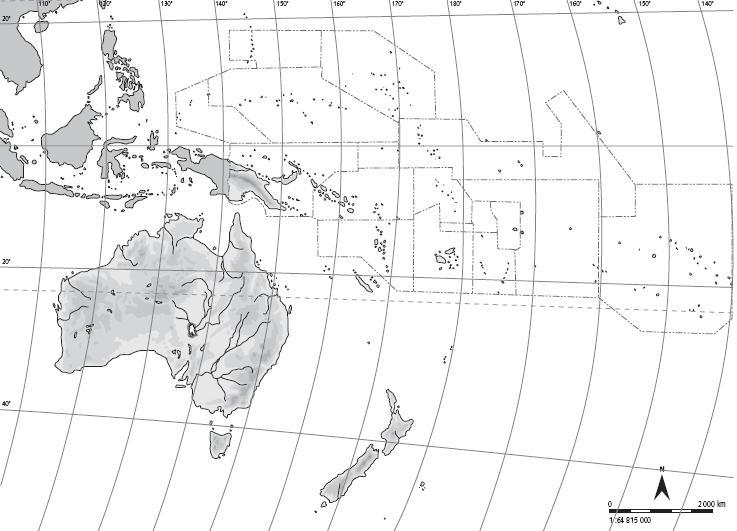 Mapa Oceania Fisico Mudo.Mapas De Oceania Para Imprimir Laclasedeptdemontse