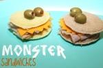 Bocadillos-monstruosos