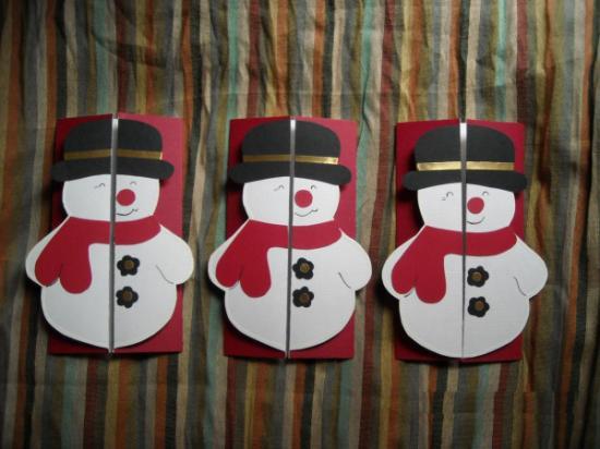 Felicitaciones navide as diferentes y caseras - Tarjetas navidenas creativas ...