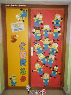 Prepara tu clase para la vuelta laclasedeptdemontse for Puertas decoradas para regreso a clases