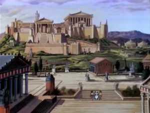 Erase una vez el hombre. Grecia