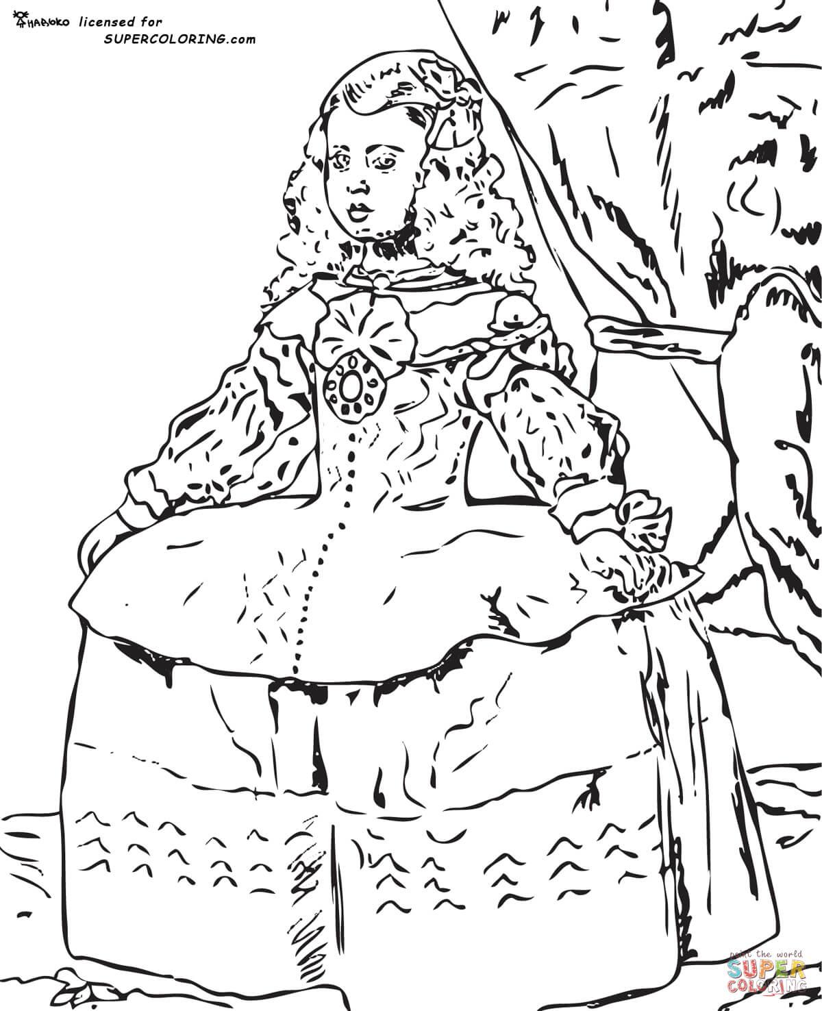 Velázquez para niños y niñas | laclasedeptdemontse